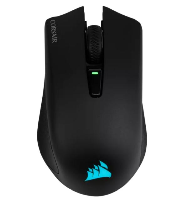 Corsair Harpoon RGB Wireless, Gaming-Maus (schwarz)